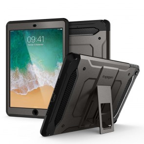 "Spigen iPad 9.7"" Tough Armor Tech Gunmetal"