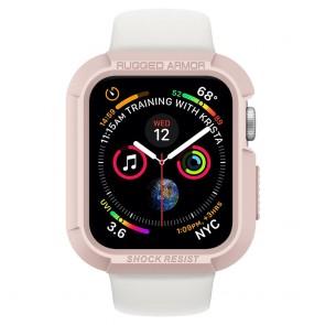 Spigen  Apple Watch 4/5/6/SE  (44 mm) Case Rugged Armor Rose Gold