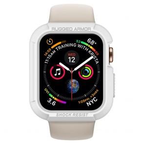 Spigen  Apple Watch 4/5/6/SE  (44 mm) Case Rugged Armor White