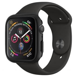 Spigen  Apple Watch 4/5/6/SE  (44 mm) Case Thin Fit  Black