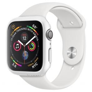 Spigen  Apple Watch 4/5/6/SE  (44 mm) Case Thin Fit  White