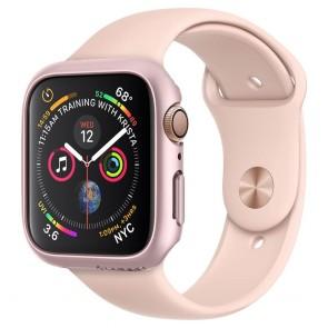 Spigen  Apple Watch 4/5/6/SE  (44 mm) Case Thin Fit  Rose Gold