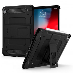 """Spigen iPad Pro 11"""" (2018) Tough Armor Tech Black"""
