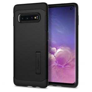 Spigen Samsung Galaxy S10 Case Slim Armor Black