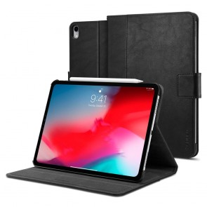 "Spigen iPad Pro 11"" (2018) Stand Folio (Version 2) Black"