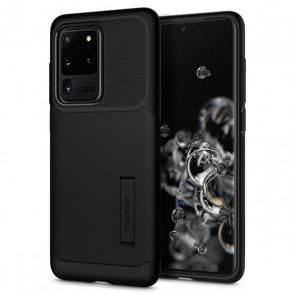Spigen Galaxy S20 Ultra Case Slim Armor Black