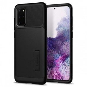 Spigen Galaxy S20 Plus Case Slim Armor Black