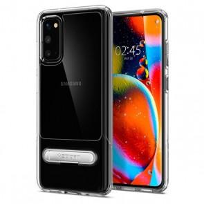 Spigen Galaxy S20 Case Essential S  Crystal Clear