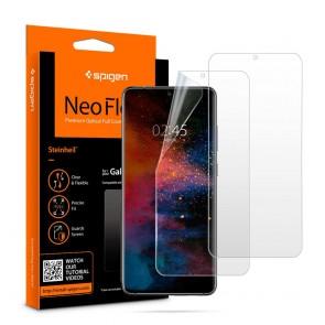 Spigen Galaxy S20 Ultra Neo Flex HD Screen Protector 2/Pk
