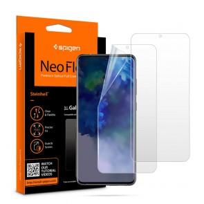 Spigen Galaxy S20 Plus Neo Flex Screen Protector 2/Pk