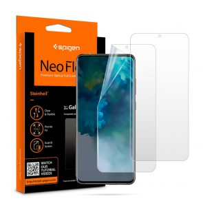 Spigen Galaxy S20 Neo Flex Screen Protector 2/Pk