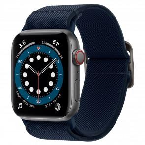 Spigen Apple Watch SeriesSE / 6 / 5 / 4 (44mm) Lite Fit Band Navy