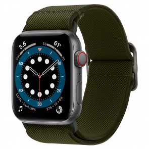 Spigen Apple Watch SeriesSE / 6 / 5 / 4 (44mm) Lite Fit Band Khaki