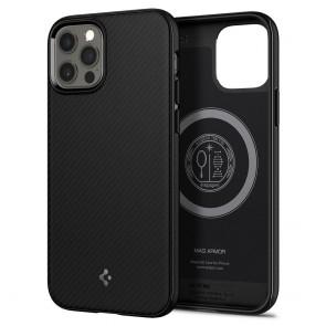 Spigen iPhone 12 Pro / 12 Core Armor Mag Case Black
