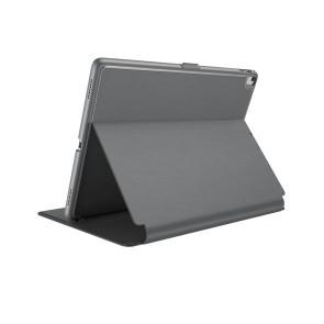 Speck iPad 9.7-Inch (2017)/6th Gen, 9.7-Inch iPad Pro, iPad Air 2/Air Balance Folio - Stormy Grey/Charcoal Grey