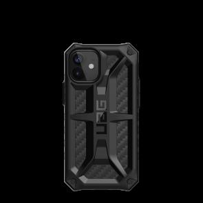 Urban Armor Gear Monarch Case For iPhone 12 mini - Carbon Fiber