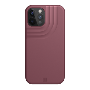 Urban Armor Gear - U Anchor Case For iPhone 12/iPhone 12 Pro - Aubergine