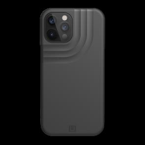 Urban Armor Gear - U Anchor Case For iPhone 12 Pro Max - Black