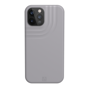 Urban Armor Gear - U Anchor Case For iPhone 12/iPhone 12 Pro - Light Grey
