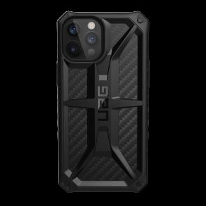 Urban Armor Gear Monarch Case For iPhone 12 Pro Max - Carbon Fiber
