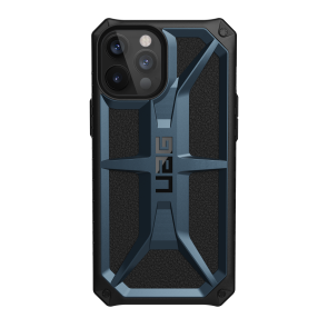Urban Armor Gear Monarch Case For iPhone 12/iPhone 12 Pro - Mallard And Black