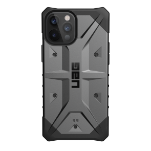Urban Armor Gear Pathfinder Case For iPhone 12/iPhone 12 Pro - Silver