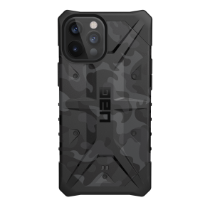 Urban Armor Gear Pathfinder Case For iPhone 12/iPhone 12 Pro - Midnight Camo