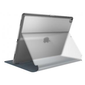 Speck iPad 9.7-Inch (2017)/6th Gen, 9.7-Inch iPad Pro, iPad Air 2/Air  Balance Folio Clear - Marine Blue/Clear