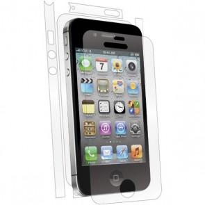 Bodyguardz UltraTough Clear Skin Full Body Apple iPhone 4/4S