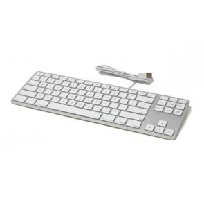 Matias Wired Aluminum Tenkeyless Keyboard for Mac - Silver