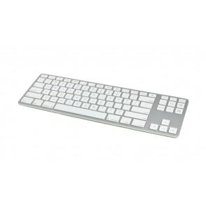 Matias Wireless Aluminum Tenkeyless Keyboard - Silver