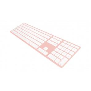 Matias Wireless Aluminum Keyboard - Rose Gold