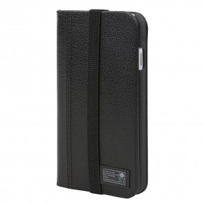 HEX ICON WALLET FOR iPhone 8 BLACK LEATHER