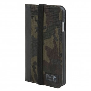 HEX ICON WALLET FOR iPhone 8 CAMO/REFLECTIVE LEATHER