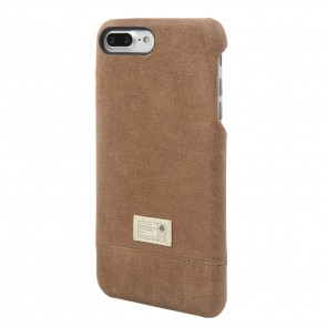 HEX FOCUS CASE FOR iPhone 8 Plus BROWN LEATHER