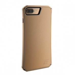 Element Case iPhone 8 Plus & iPhone 7 Plus Solace LX gold