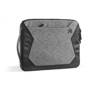 "STM Myth laptop sleeve 13"" granite black"