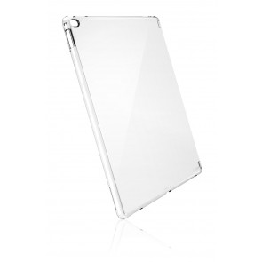 """STM half shell iPad Pro 12.9"""" case - clear"""