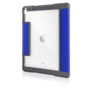 """STM dux plus iPad Pro 9.7"""" case - blue"""