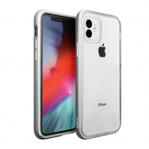 Laut iPhone 11 EXOFRAME SILVER
