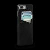 Sena Bence Lugano Wallet Black iPhone 8/7 Plus